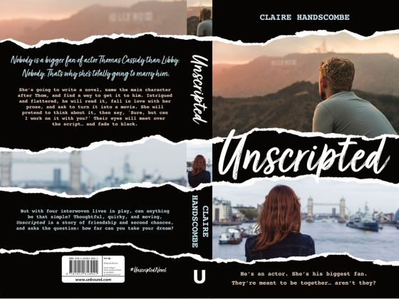 UNSCRIPTED full cover